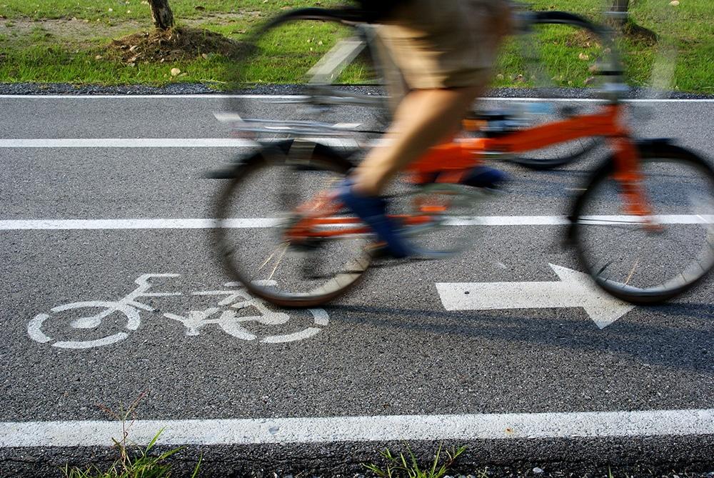 สัญญาณมือจักรยาน
