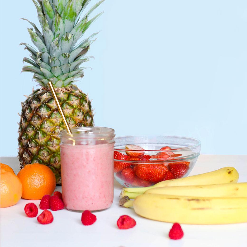 ผลไม้ อาหารคลีน