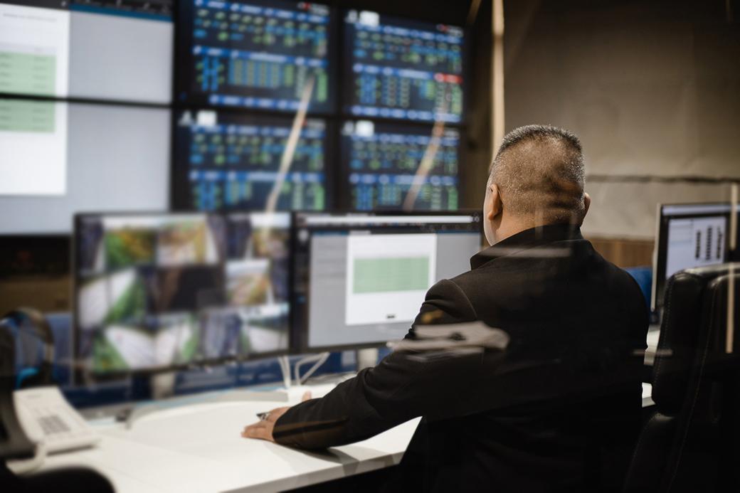 Smart Command Centre