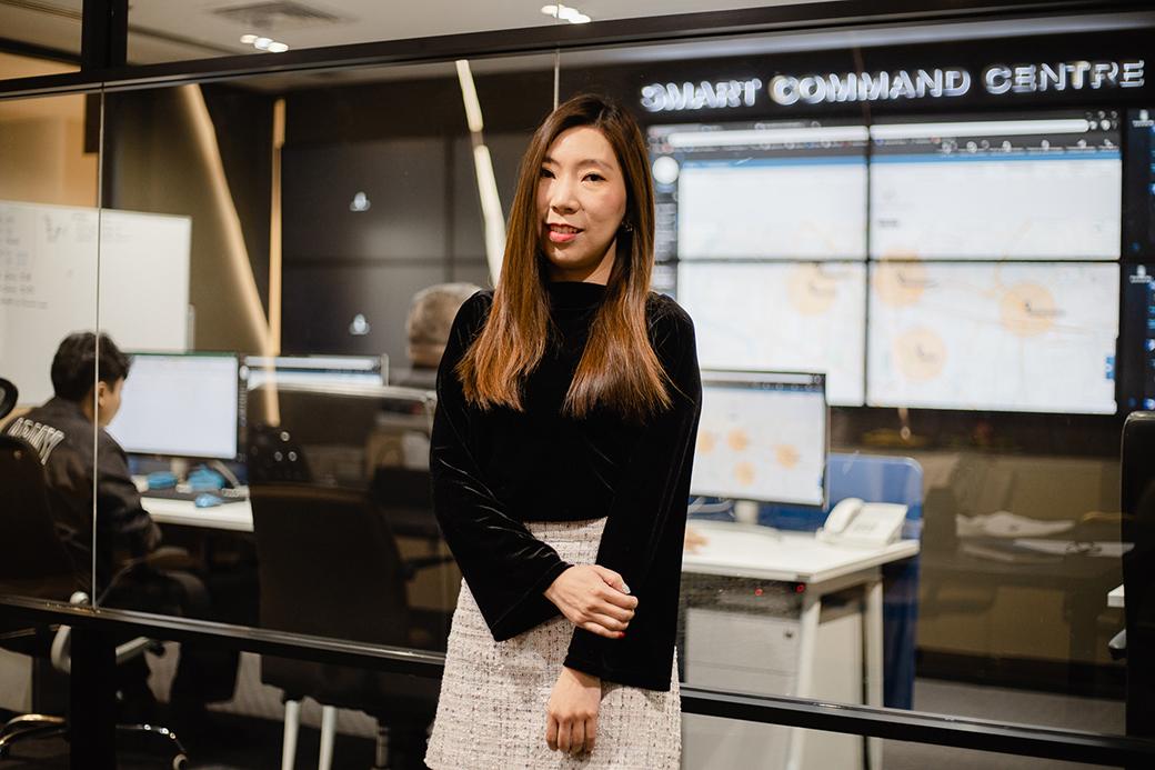 sansiri blog smart command centre