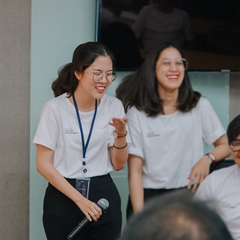 Sansiri Youth Discovery - Feature