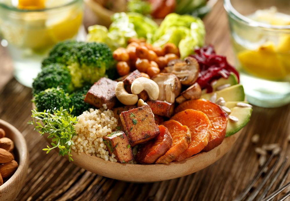 Vegan Food - J Festival