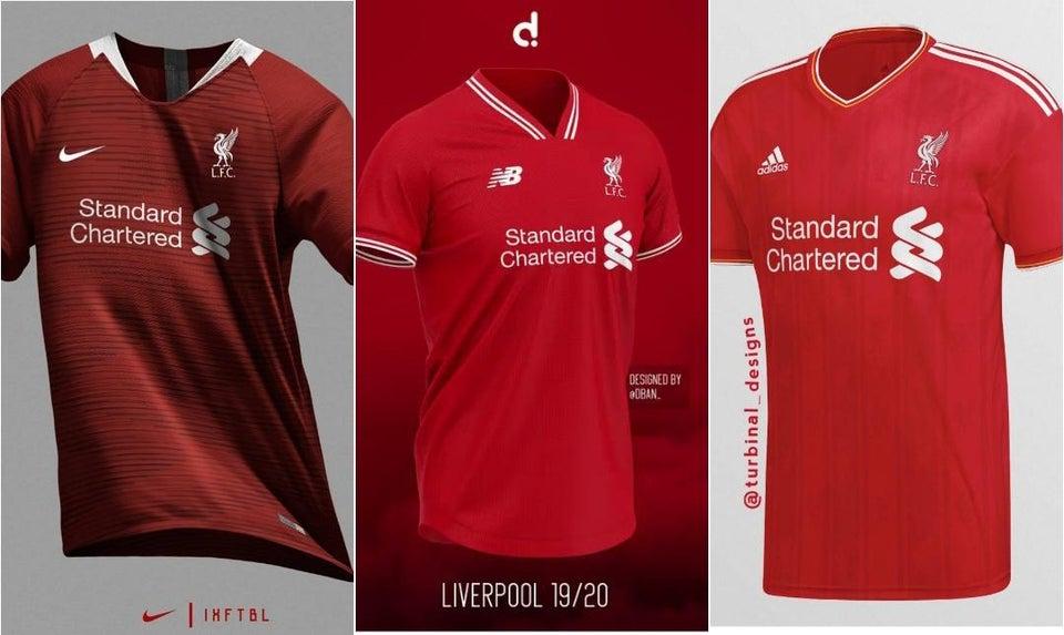 Liverpool Shirt SansiriBlog