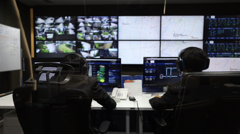 LIV-24 บริการดูแลความปลอดภัยจากศูนย์ควบคุมแบบเรียลไทม์ 24 ชั่วโมง จากแสนสิริ smart command centre (9)