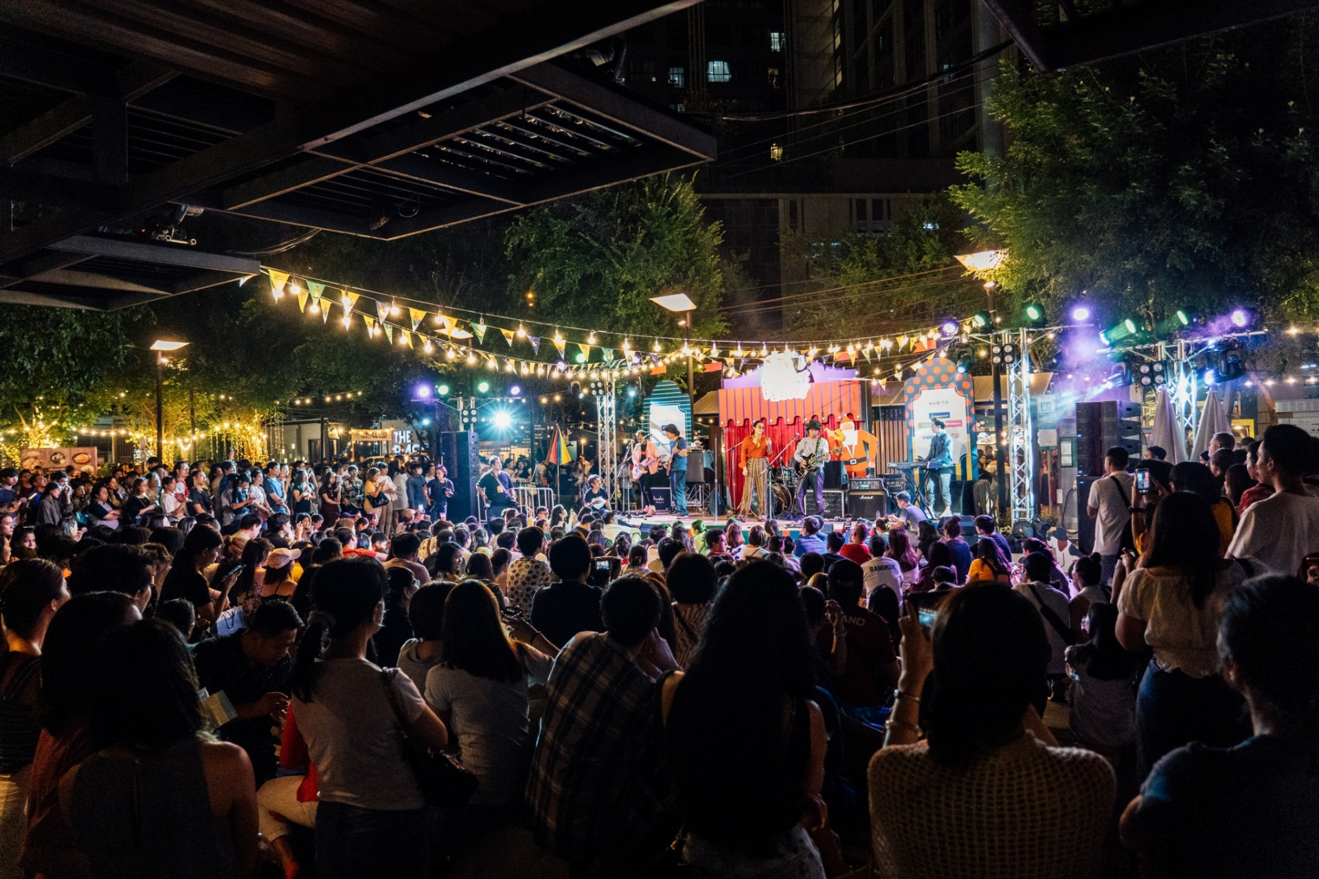 Winter Market Fest Concert