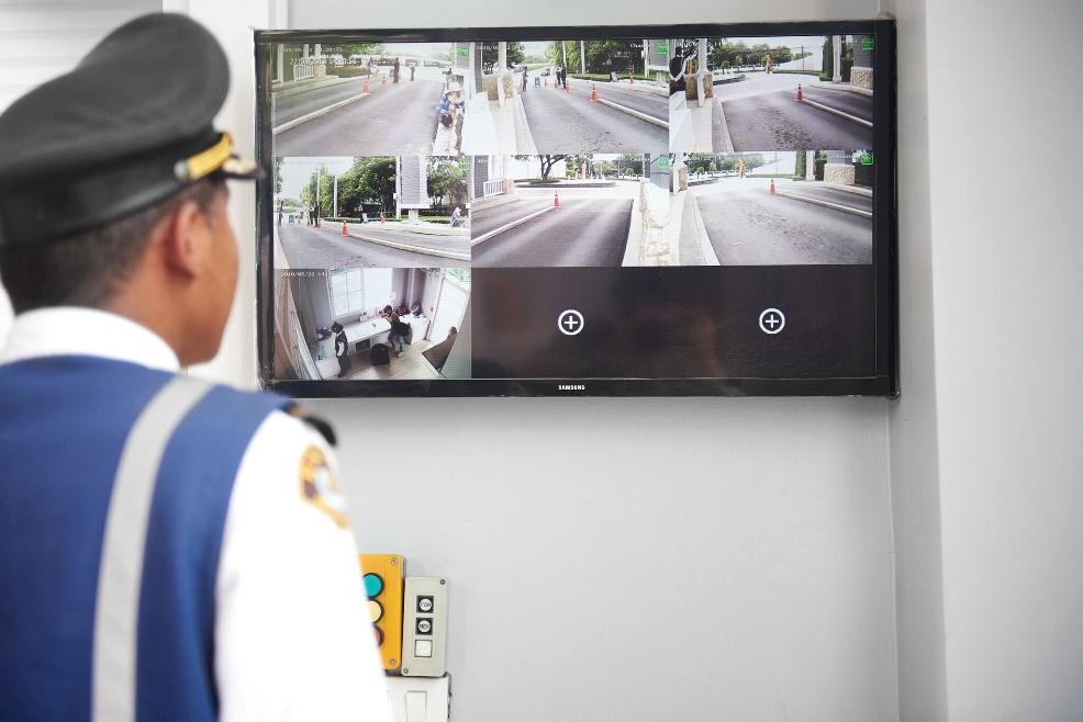 sansiri security system