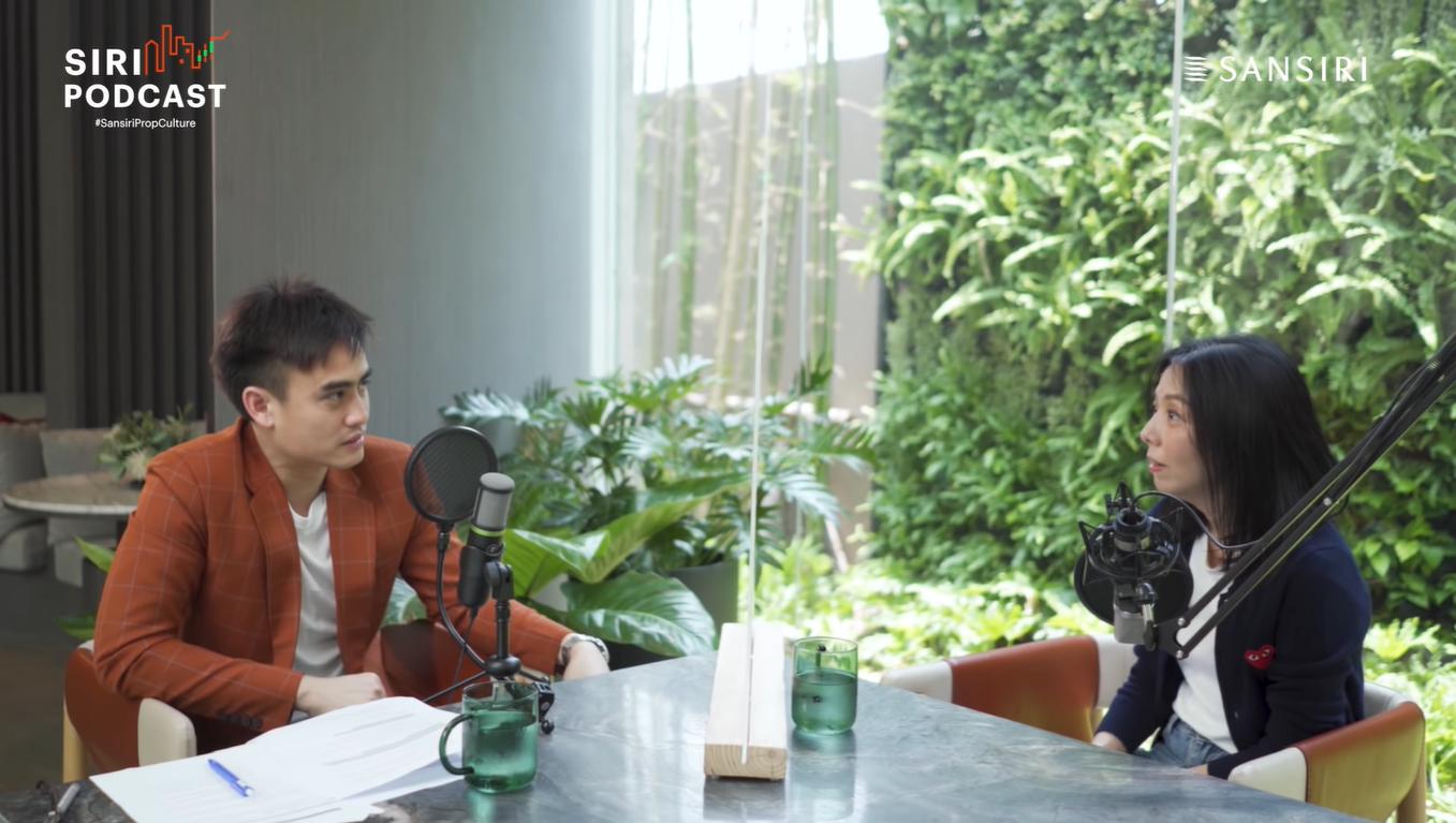 siri podcast ต๊ะ พิภู พุ่มแก้วกล้า วรางคณา อัครสถาพร