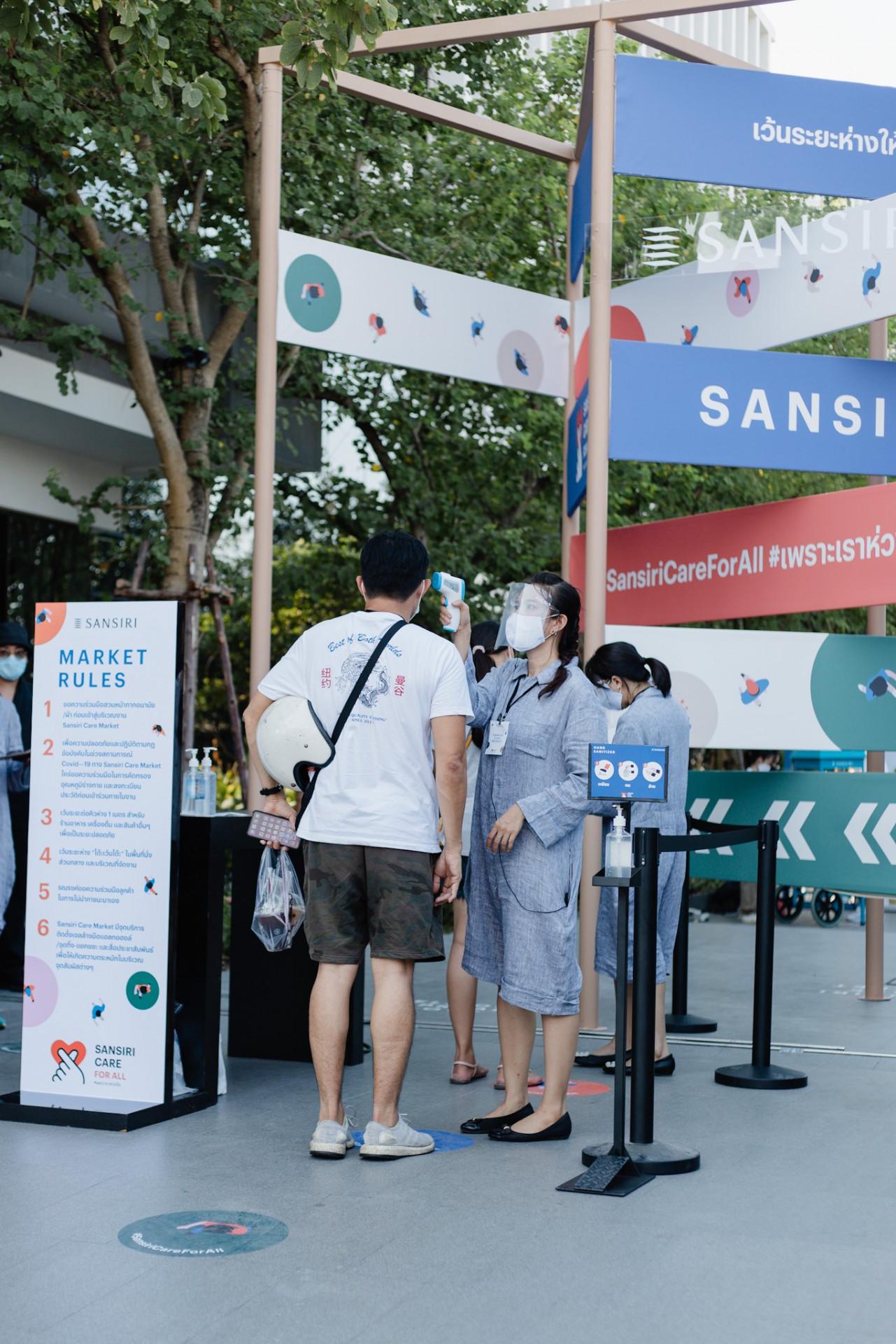 Sansiri Care Market 08