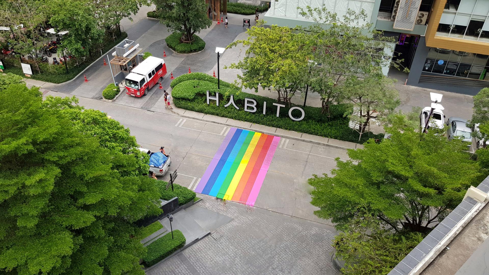 Sansiri Pride Month 2019 at Habito Mall