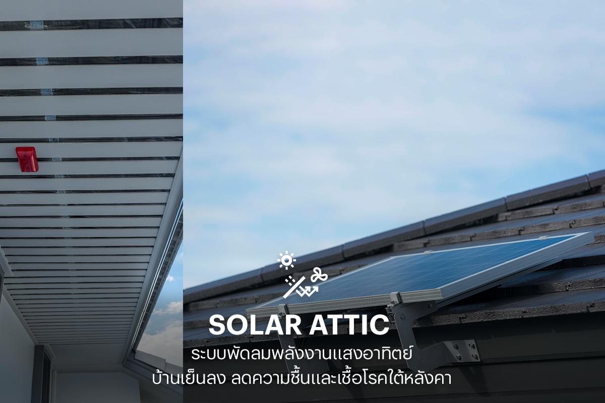 FacebooCooliving Designed Home - SolarCooliving Designed Home - Solar Attic