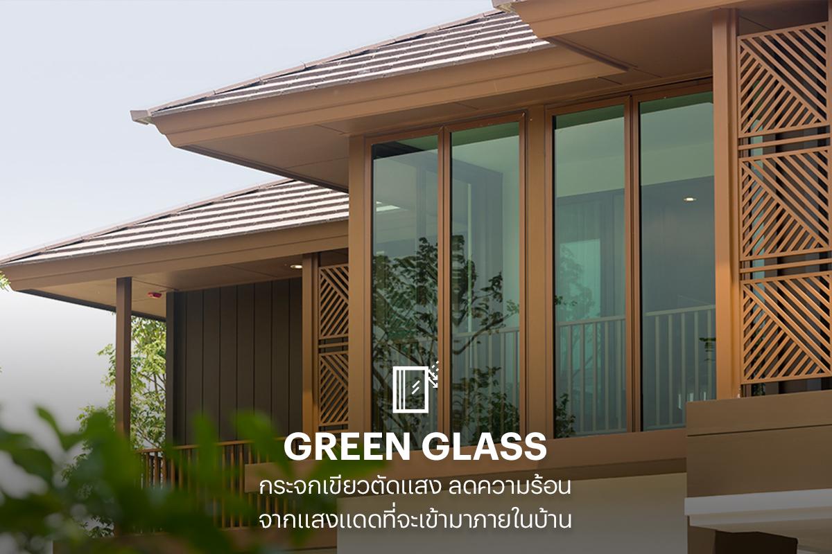 FacebooCooliving Designed Home - SolarCooliving Designed Home - Green Glass