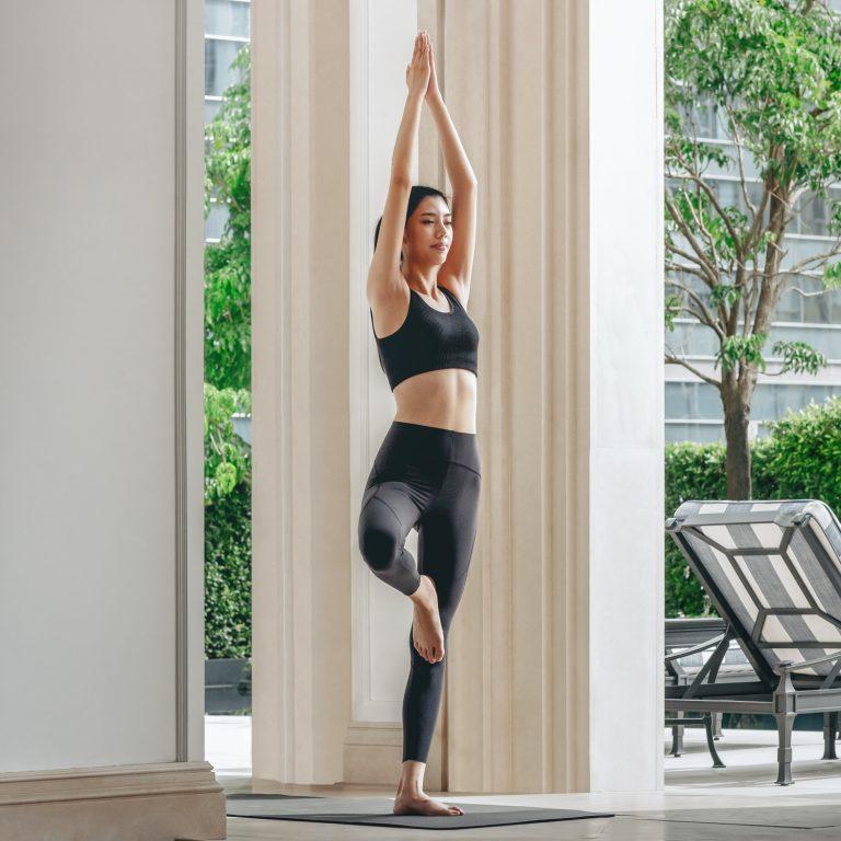 Exercise at home-Sansiri Blog