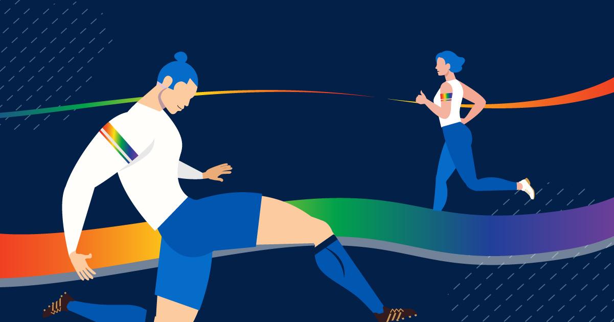 LGBTI Sport Cover - Sansiri Blog