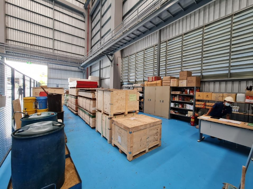 blog sansiri precast factory